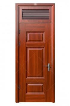 Cửa thép vân gỗ KG-1.03-1NC