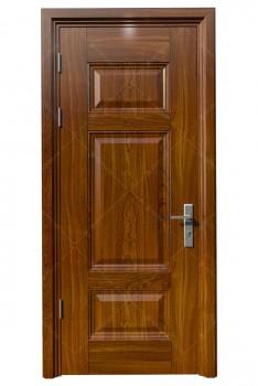 Cửa thép vân gỗ KG-1.03(2)