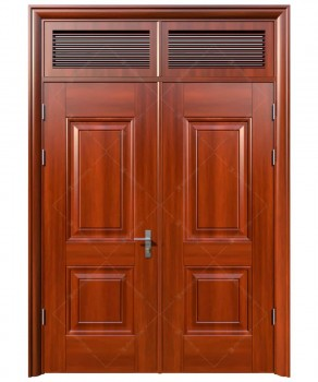 Cửa thép vân gỗ KG-22.06-2NC